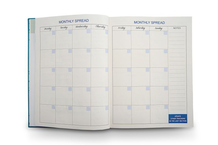 TimeBox Game Changer Planner